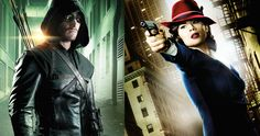 Is a Marvel and DC TV Crossover Possible? -- 'Arrow' producer Marc Guggenheim reveals he would love the challenge of matching the tones for a potential Marvel/DC TV crossover. -- http://www.movieweb.com/marvel-dc-tv-show-crossover-agent-carter-arrow
