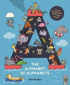 Buy Search and Find Alphabet of Alphabets by AJ Wood, Mike Jolley, Sanders and Read this Book on Kobo's Free Apps. Discover Kobo's Vast Collection of Ebooks and Audiobooks Today - Over 4 Million Titles! Learning To Write, Kids Learning, Milan, Uppercase Alphabet, Alphabet Books, Search And Find, Thing 1, Baboon, Magic Book