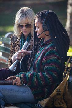Cate Blanchett and Rihanna Ocean's Eight, Oceans 8, Cate Blanchett, Naomi Campbell, Film Stills, Best Actress, Bella Hadid, Kate Moss, Love Of My Life