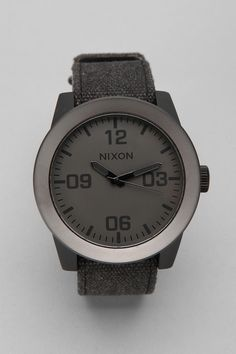 Nixon Corporal Watch Online Only