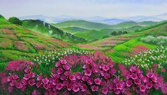Znalezione obrazy dla zapytania vietnam paintings