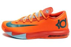 350f64a5fde5 Nike Shoes Basketball Kd Nike Men s KD VI Basketball Shoes hyperfuse rubber  sole Brand New 100