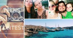 """Dear friends, only one day left to the end of our """"Teens Summer Competition"""". Soon the lucky #winner will be announced ! A big thank you to all who have participated ! #nststeens2016 #photocontest Nsts Leisure Malta  DISCOVER MORE"""