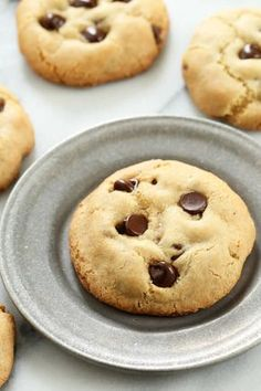 The BEST Gluten Free Chocolate Chip Cookies   Gluten Free on a Shoestring