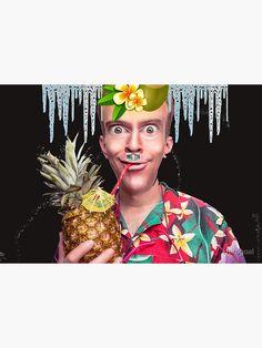 """Hawaii Dreamer- Aloha! My Favorite Island for Holidays"" Maske von Herogoal | Redbubble Namaste, Hawaii, Island, The Dreamers, Girls, Princess Zelda, Holiday, Christmas, My Favorite Things"