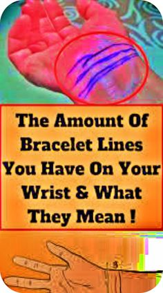 Curved lines that separate the palm of the hand and the rest of the arm are the bracelet line on the wrist is that is also known as Rascette lines. These lines can have different purposes linked to ones' health to their success and fame. Weight Charts For Women, Drooping Eyelids, Healthy Cooking, Healthy Recipes, Old Bras, Easy Recipes For Beginners, Healthy Style, Health And Fitness Articles, Natural Remedies For Anxiety