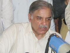 Shahbaz looks for Baloch injuries to be redressed