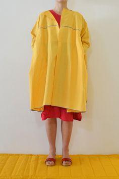 Daniela Gregis pittore washed coat
