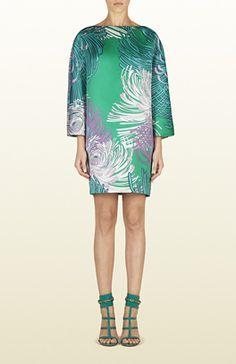 yeşil ve mavi elbise, baskılı elbise, kısa elbise