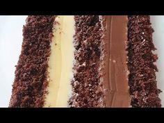 Brigadeiro Cake, Cake Fillings, Sweet Sauce, Frosting, The Creator, Baking, Desserts, Food, Youtube