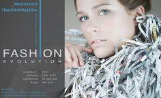 """Fashion Evolution: Consumer Power"" event (Nov 7th NYC) | Eco Fashion & Conscious Consumption"