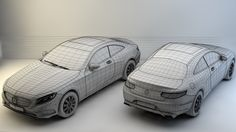 Overview of Automotive modeling techniques and tricks in Cinema 4D (20x ...