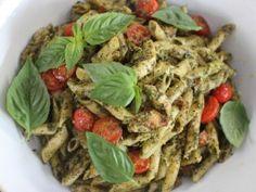 Pesto Chicken Penne from CookingChannelTV.com