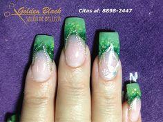 #nails #uñas #diseño #encapsuladas