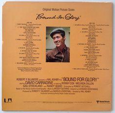 Bound For Glory LP Vinyl Record Album United by ThisVinylLife