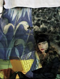 Estella Boersma by Paul Cavaco for Vogue Italia January 2017