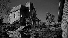 Psycho (Alfred Hitchcock, 1960)- Bates Mansion