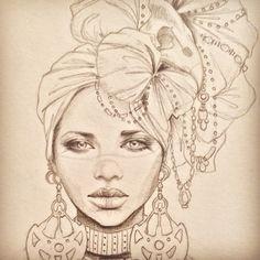 https://www.google.com.au/search?q=African drawing art