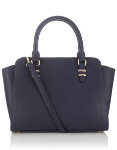 Georgia Winged Handheld Bag