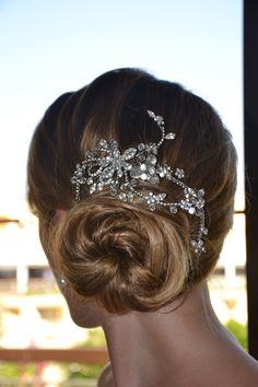 Wedding Carvoeiro Audrey hair and make-up beautyandstageworks