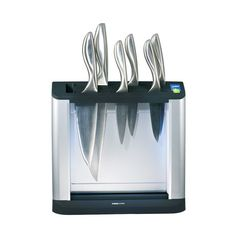 Purifying Knife Holder (disinfects and stores your knives)