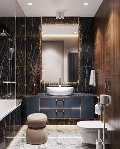 Home Interior Kitchen .Home Interior Kitchen Washroom Design, Vanity Design, Toilet Design, Bathroom Design Luxury, Luxury Interior, Home Interior Design, Small Bathroom, Bathroom Ideas, Budget Bathroom