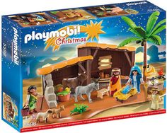 Other Building Toys 19015: Playmobil Nativity Stable With Manger Play Set -> BUY IT NOW ONLY: $69.09 on eBay!