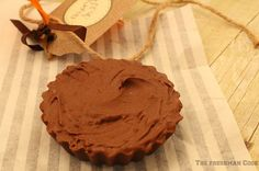 The Freshman Cook: Chocolate Cookie Butter Cups / #Choctoberfest 2016