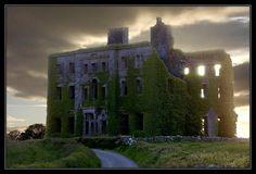Abandoned house, Galway, Ireland