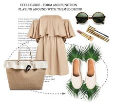 """""""#1931"""" by mar-aloi ❤ liked on Polyvore featuring Target and Yves Saint Laurent"""