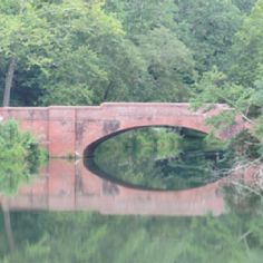 """Biltmore House 2010 This bridge is seen in a scene in the movie """"Last of the Mohicans."""""""