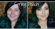 http://youtu.be/H5eufwdXdDU  Spring peach makeup tutorial