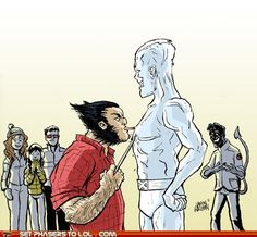 lesson learned. don't lick iceman.
