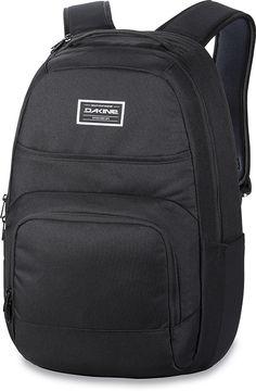 Купить рюкзак для города DAKINE CAMPUS DLX 33L BLACK в официальном  интернет… Coupon, Биллабонг c31e2b05577