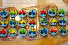 Image result for car cupcakes