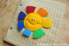 """textileinterior: Livro Educacional atualização """"Rainbow"""""""