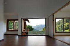 studio gaon house in macheon south korea