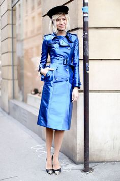 Paris Haute Couture Fashion Week Spring 2013 #StreetStyle
