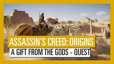 Final Fantasy XV Quest in Assassin's Creed Origins Now Live https://www.youtube.com/watch?v=kMSij389yyY #gamernews #gamer #gaming #games #Xbox #news #PS4