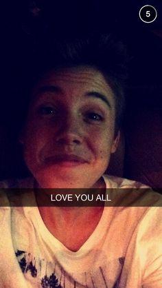 Love you too Matt!!! Hope you know that we will always love you no matter what! #WeLoveYouMatt #smilematt.