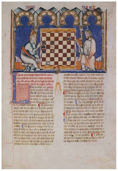 Alfonso X Book of Games. 81f
