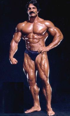 Mike Mentzer (American Bodybuilder)