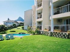 Self Catering Apartment Accommodation in Camps Bay Cape Town Accommodation, Two Bedroom, Camps, Apartments, Catering, Mansions, House Styles, Heart, Home Decor