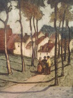 lithograph Contemporary Artwork, Vintage Prints, Original Paintings, The Originals, Contemporary Art