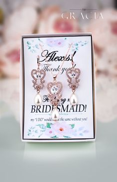 Chic Bridal Party Gi