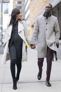 Fashion Week de New York Février 2016 | Street Style