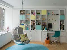 ideas de habitaciones para niños 22