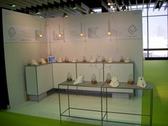 Congratulations to Spruce Jewelry Design of Longmont, CO, for winning Best Booth Award in Artisan Jewelry Showcase, Pier 92. The award is a free booth for the winter 2012 show! Check out their winning display in booth 33017.  Beautiful!! Abstracta