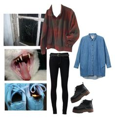 """Creepin' Around"" by justieclouds ❤ liked on Polyvore featuring Ström, Theory, Monki and Woolrich"