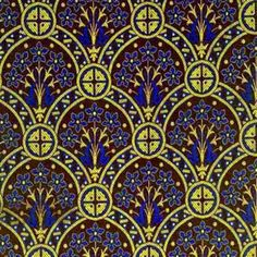 The Gothic Revival Legacy - Pugin fabric